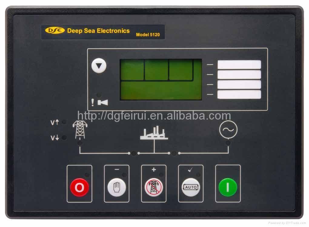 deep sea electronics 6020 manual